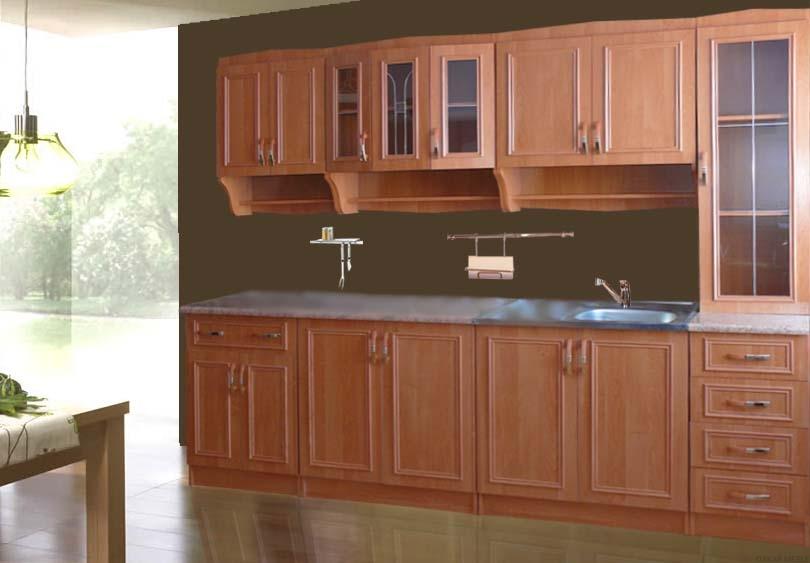 zestaw kuchenny olek 26m olcha zestawy 260 cm